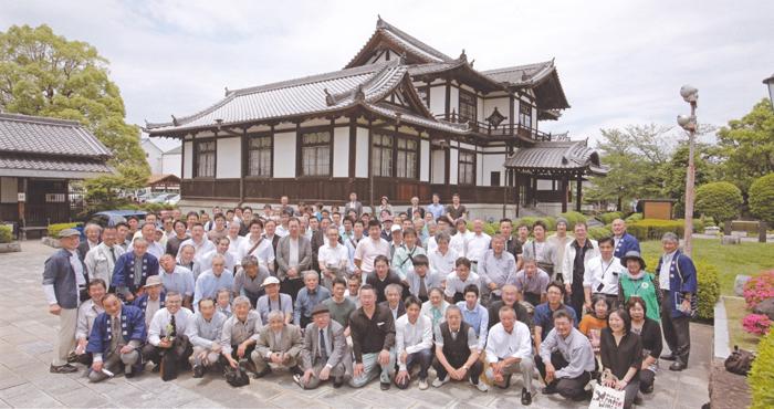 H27-05-25通常総会 奈良県橿原市今井町